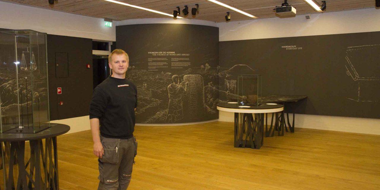 Kongernes Jelling får elektrisk indsprøjtning af AC El-Installation