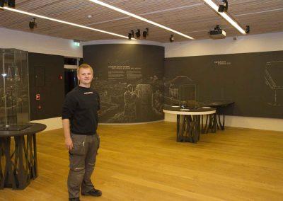 AC EL-Installation - Kongernes Jelling 6