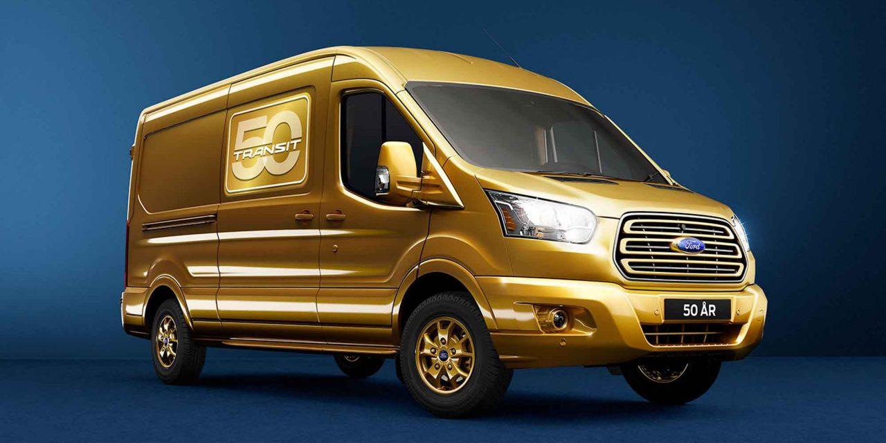 Ford Transit fylder 50