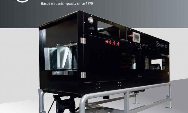 Brochure: Ny malemaskine fra Ceetec