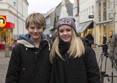 Daniel Hersig - Danmark har talent optaktsprogram semifinale 10