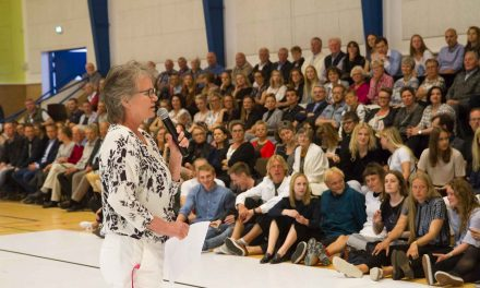 443 jubilarer besøgte deres efterskole
