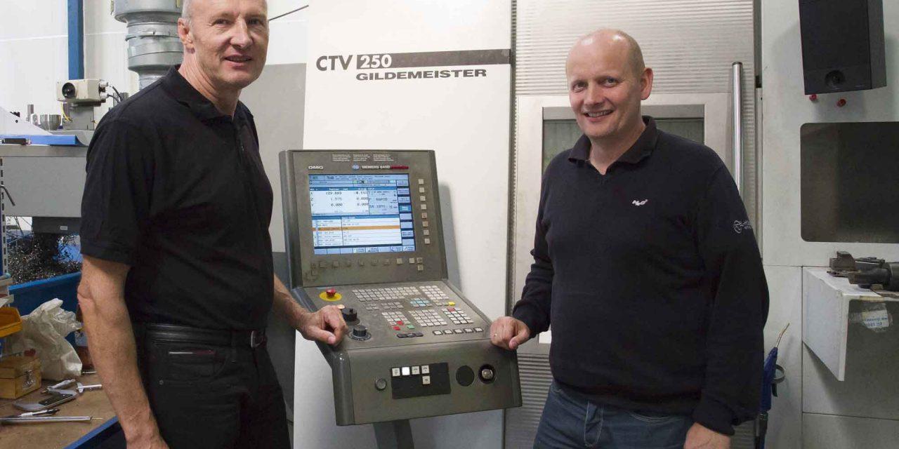Energioptimering sparer LJ Maskinteknik for mange penge på el- og varmeregningen