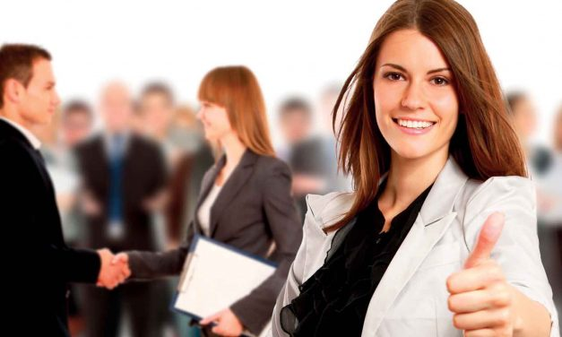 Medarbejderne har succes med effektiv salgsbrochure