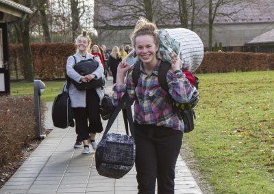 Rystetur giver god utryghed - Vesterlund Efterskole