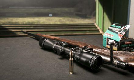 Vil du bestå riffelprøven i første skud?