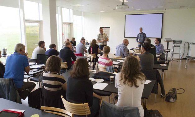 22 virksomheder fik markedsføringsfif på kommunikationsworkshop