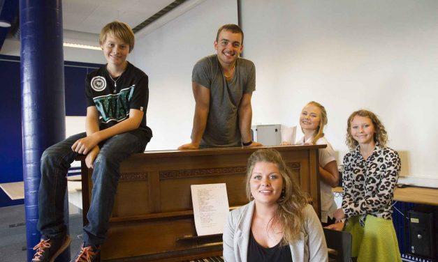 Musicalskolen StageFront inviterer til 48 timer på de skrå brædder