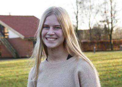 Vaerelsesbyt – Vaerst og bedst QandA - Klara Aune - Vesterlund Efterskole