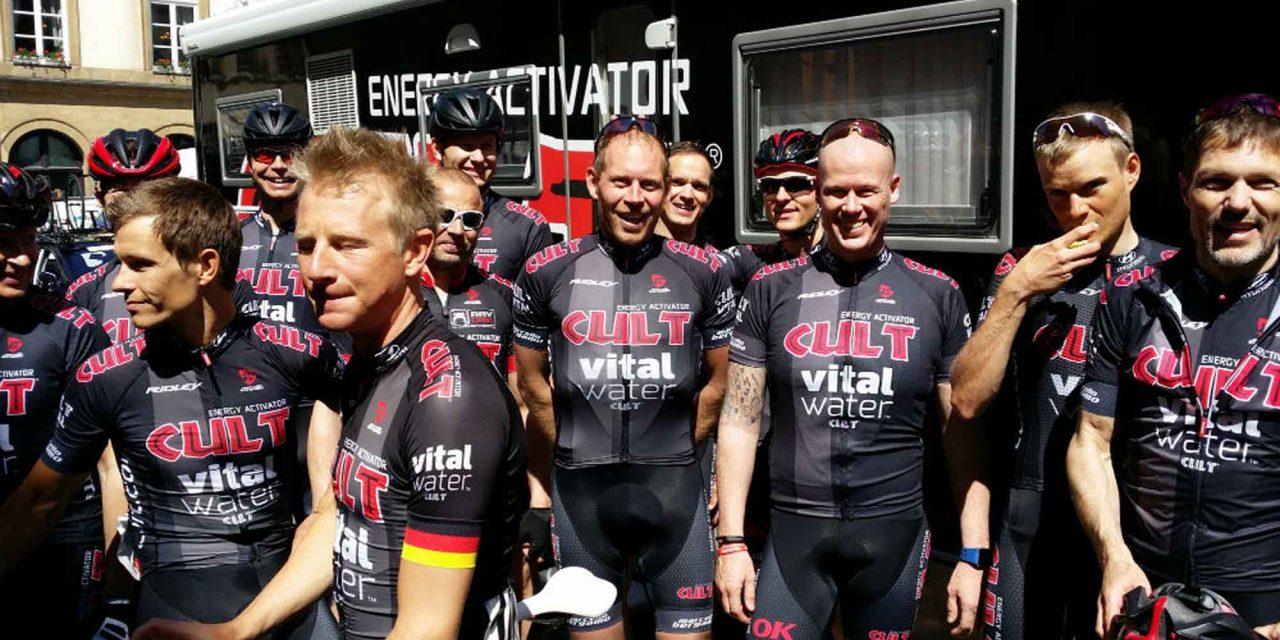 CULT Energy – Stölting Group og Vejle Boldklub cykler til Berlin