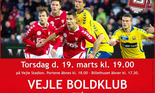 Kampannonce: Vejle Boldklub møder Lyngby