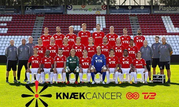 Vejle Boldklub Knækker Cancer