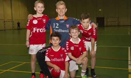 Vejle Boldklub Prof for en dag 2015