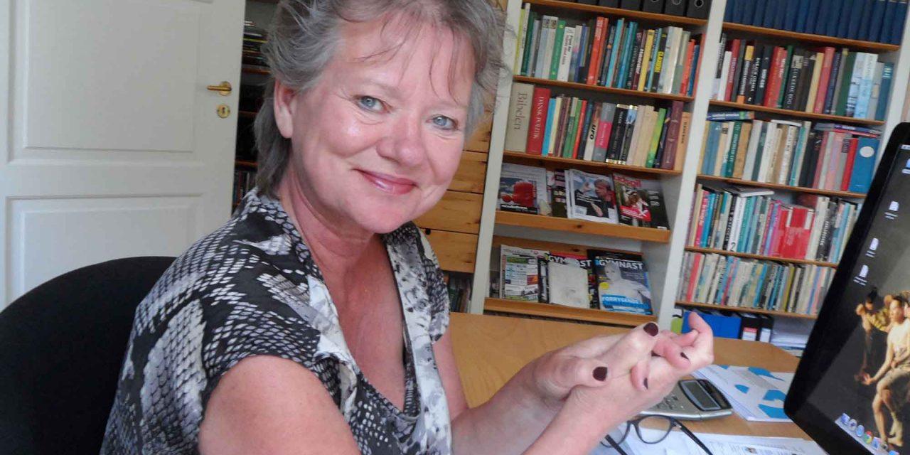Forstander på Vesterlund Efterskole, Anne Nyhus, fylder 60 år