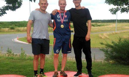 Steffen Kielstrup er VB's hurtigste mand