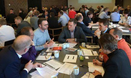 Store Netværksdag i Vejle Boldklub tiltrak 80 virksomheder