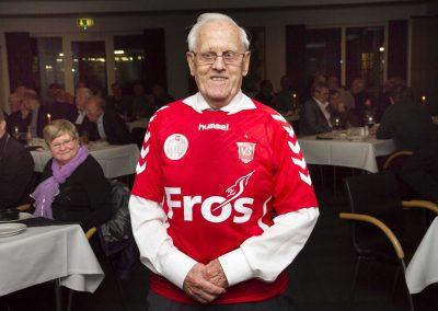 Vejle Boldklub Robert Torntoft - 90 aars foedselsdag 10