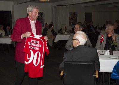 Vejle Boldklub Robert Torntoft - 90 aars foedselsdag 5