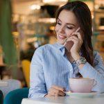 Ring smart med WiFi-opkald