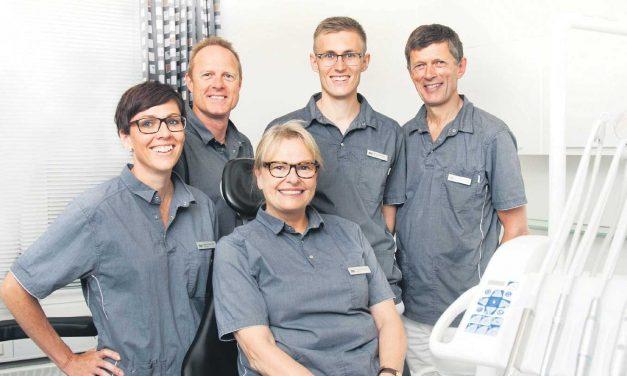 392 nye patienter har valgt DinTANDLÆGE Sundhedshuset i Kolding i 2014