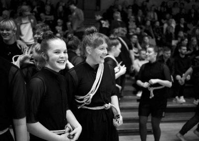 Vejlestaevnet 2018 - DGI Huset Vejle - Vesterlund Efterskole 002