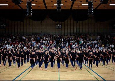 Vejlestaevnet 2018 - DGI Huset Vejle - Vesterlund Efterskole 005