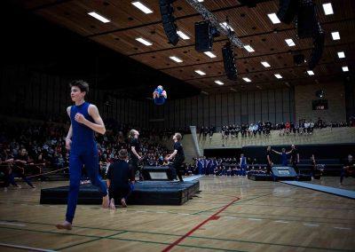 Vejlestaevnet 2018 - DGI Huset Vejle - Vesterlund Efterskole 009
