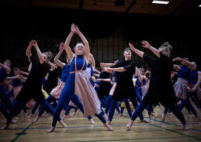 Vejlestaevnet 2018 - DGI Huset Vejle - Vesterlund Efterskole 024