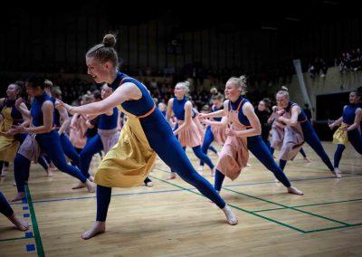 Vejlestaevnet 2018 - DGI Huset Vejle - Vesterlund Efterskole 025