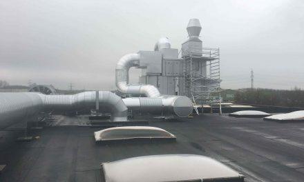 Højeffektiv og energirigtig ventilationsanlæg