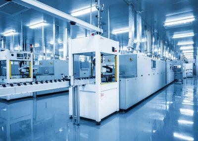 Branche Industriel Produktion