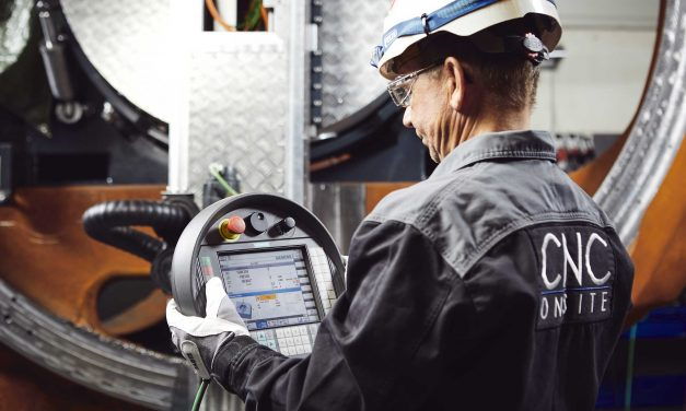CNC Onsite får ny salgsbrochure