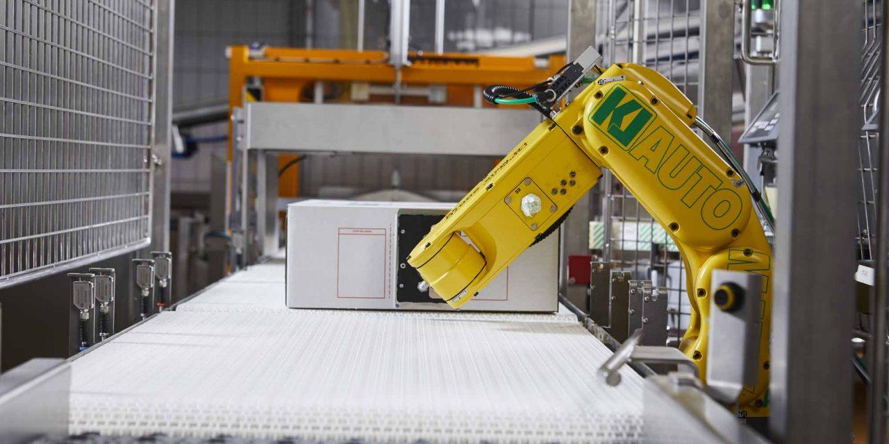 KL Automatik leverer fuldautomatisk etiketteringsanlæg til slagteriet DanePork