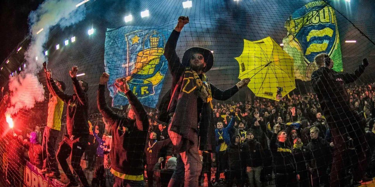 Brøndby fans donerer julefrokost til VVH