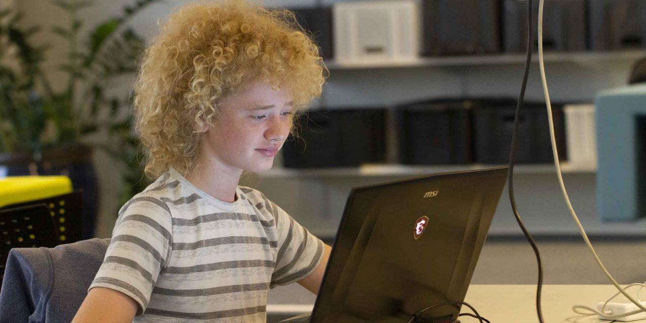 Synlighed på sociale medier øger elevtallet på Fjordvang Efterskole