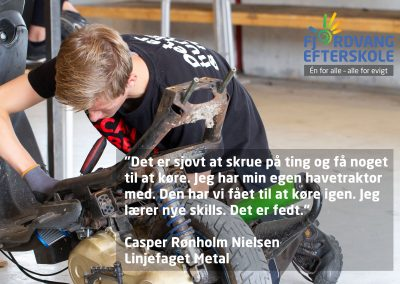 Statements - Casper Rønholm Nielsen