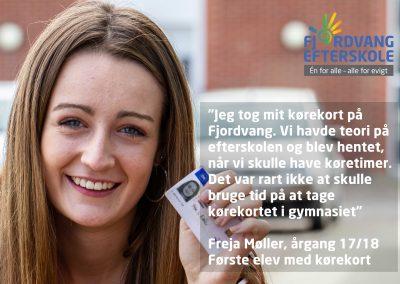 Statements - Freja Møller