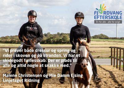 Statements - Malene Christensen og Mie Damm Ejsing