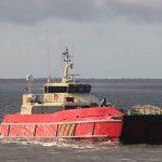 Rederiet KEM Offshore har vendt skuden