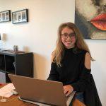 Johanna H. Dalsgaard: Praktikken i speakloud var – speciel