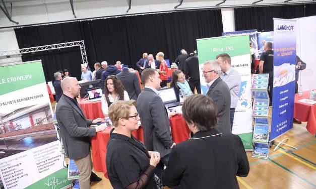 Succesfuld Vejle Erhvervsmesse 2015