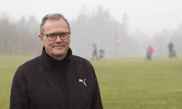 Visioner for Give Golfklub