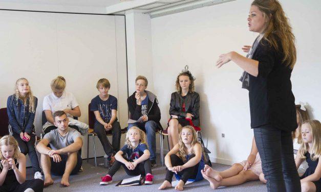 Musical Camp hos StageFront i Vejle