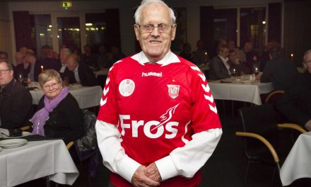 VB legenden Robert Torntoft fyldte 90 år