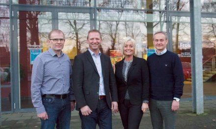 Vejle Boldklub ansætter Søren Larsen som ny salgschef og Annette Brink som ny sælger
