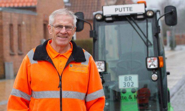 Putte & Mæ holder Juelsminde ren og pæn