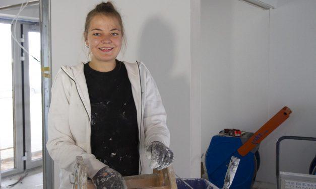 BM Maler maler Mytetuen i Tørring