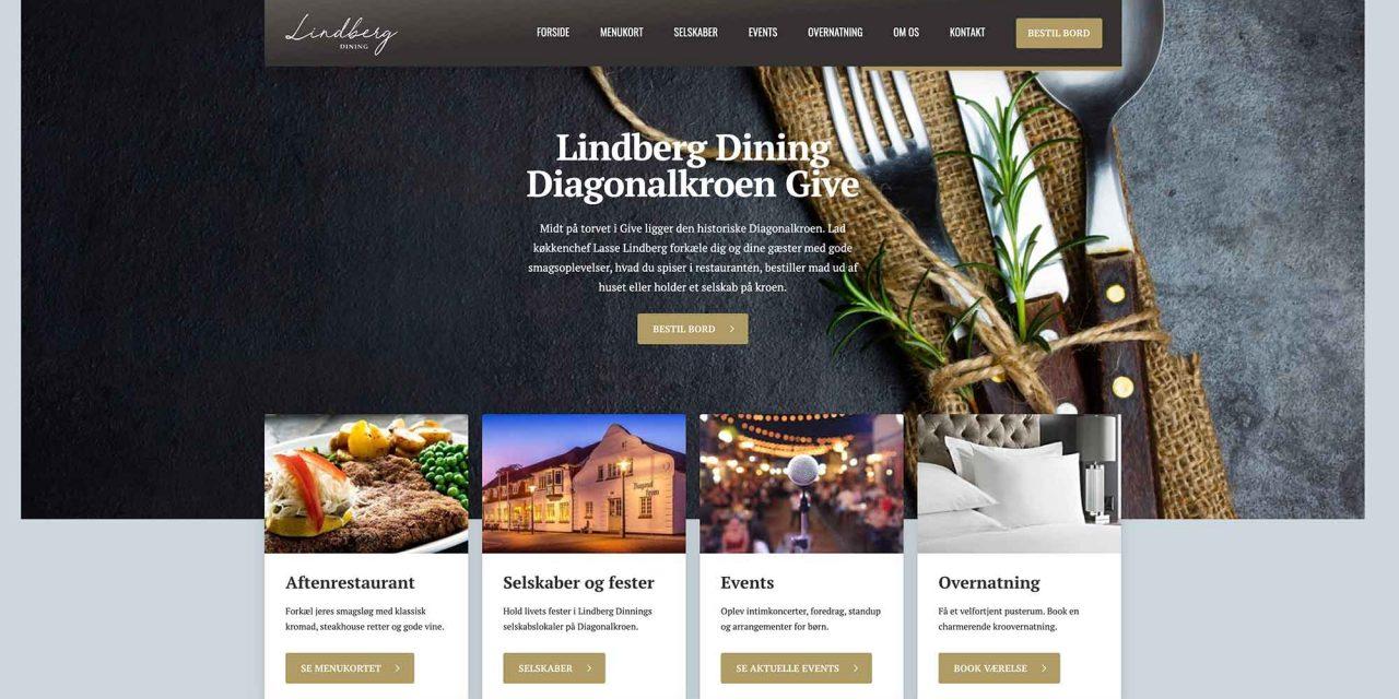 Lindberg Dinning vil forkæle turister og lokale