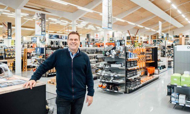 Danmark største XL-Byg Pro bygger på stærk holdånd
