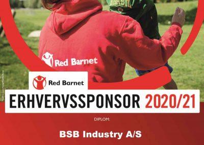 BSB Industry støtter Red Barnet 4